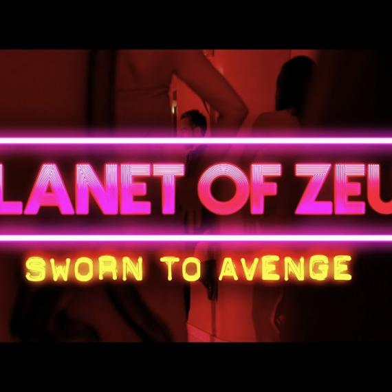 """Embedded thumbnail for Planet of Zeus """"Sworn to Avenge"""" Official Music Video 