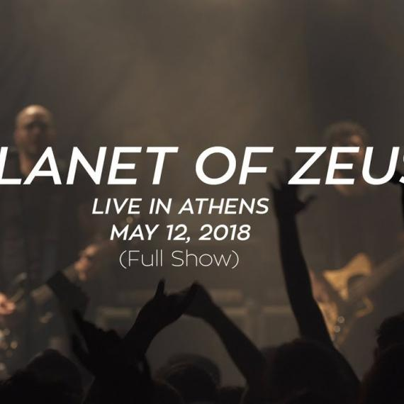 """Embedded thumbnail for """"Live in Athens"""""""