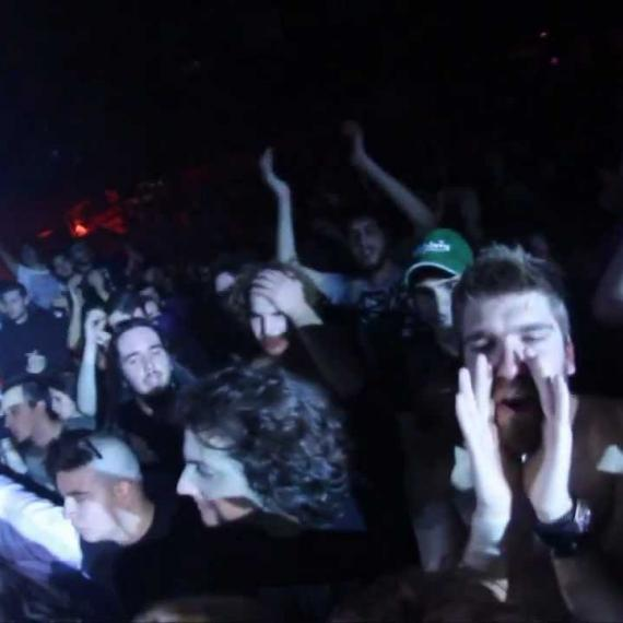 Embedded thumbnail for Planet of Zeus - Macho Libre, Live @ An Club, Athens (2011)