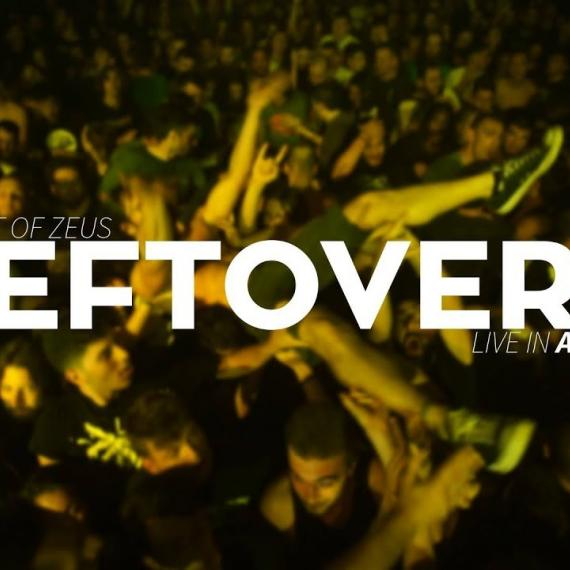 """Embedded thumbnail for Planet of Zeus - Leftovers (""""Live in Athens"""")"""