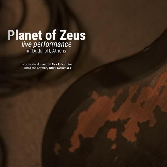 Embedded thumbnail for Planet of Zeus live at Dudu Loft