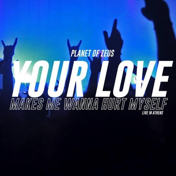Embedded thumbnail for Your Love Makes Me Wanna Hurt My Self (Live in Athens)